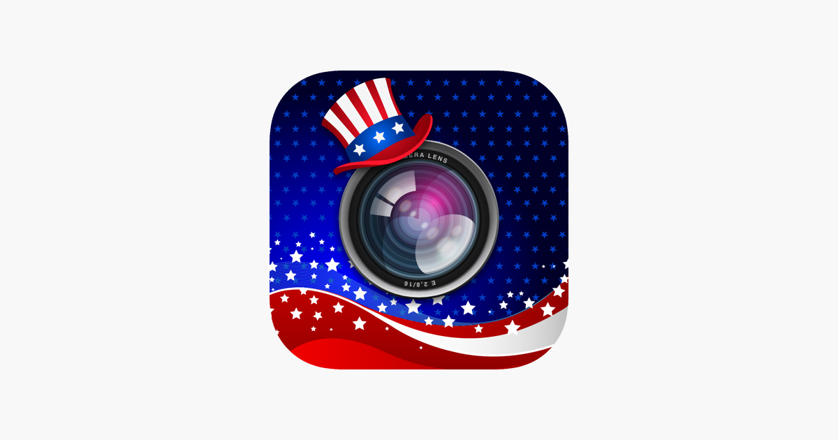 Insta 4th Of July United States Of America 1776 On The App Store