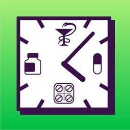 Pill in Time - reminder & drug taken schedule