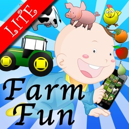 Baby Flash Farm flash cards for toddlers and kids
