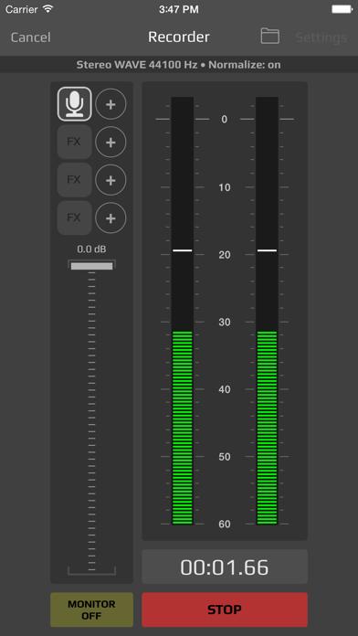 AudioShareのおすすめ画像3