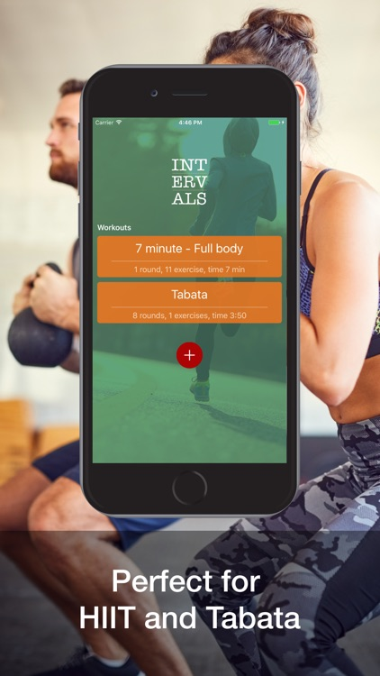 Intervals - Timing your workouts screenshot-3