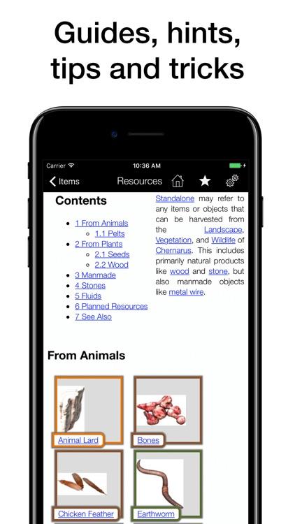 Pocket Wiki for DayZ