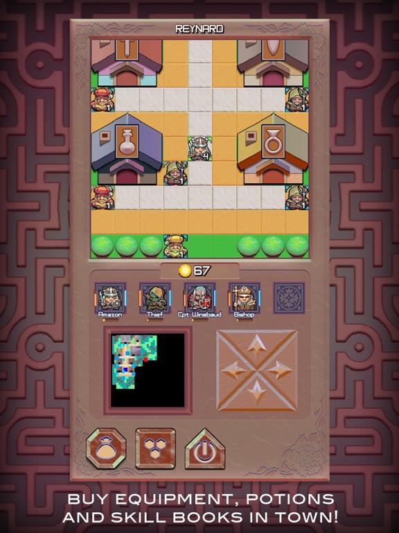 Screenshot #4 for MazeQuest - An Adventure RPG