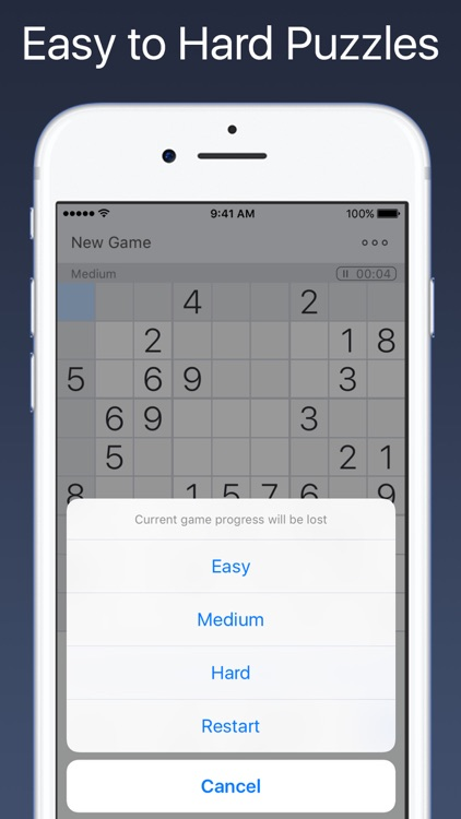 Sudoku – Classic Puzzle Game screenshot-1