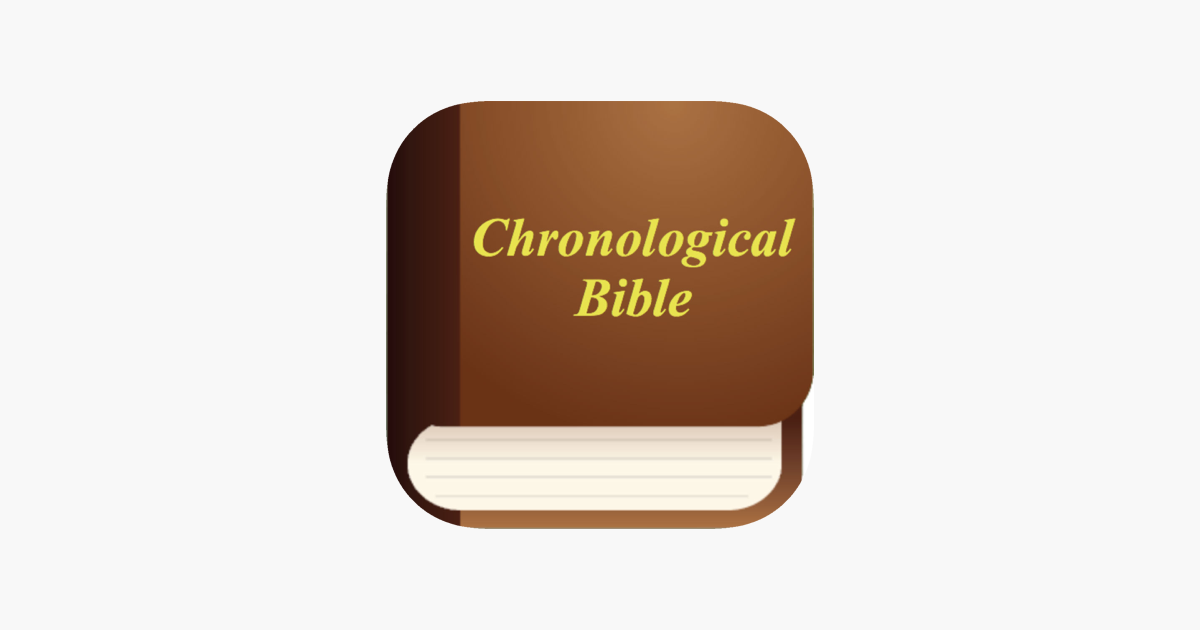 Chronological Bible in a Year - KJV Daily Reading on the App