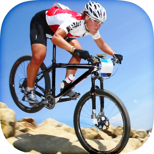Bicycle - Hill Rider app logo