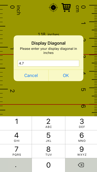Vernier Caliper Micrometer: Ruler For Short Length screenshot 3