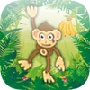 Monkey Jump - Collect Bananas In The Jungle
