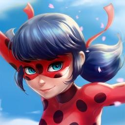 Ladybug Flight Adventure 3d Miraculous World By Chakib Hi