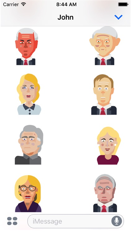 Trump and Friends Sticker Pack