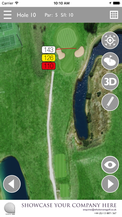 Five Lakes Golf Course screenshot three