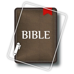 King James Bible. Red Letter Bible and KJV Version
