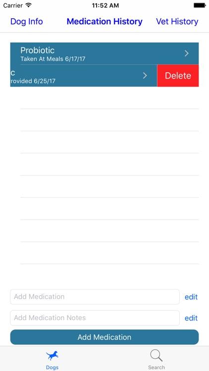 Dog Tags Dog Tracker screenshot-3