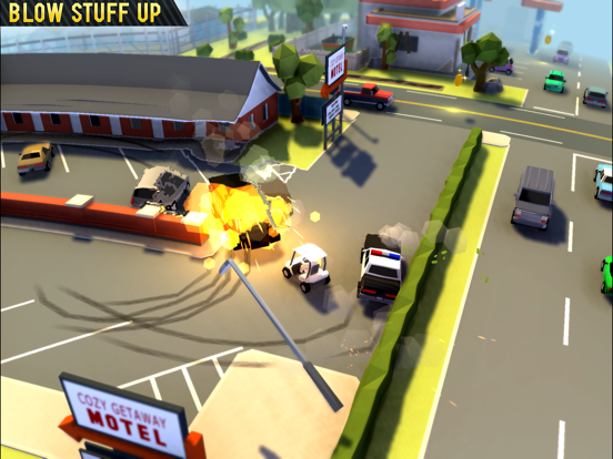 Reckless Getaway 2 screenshot 7