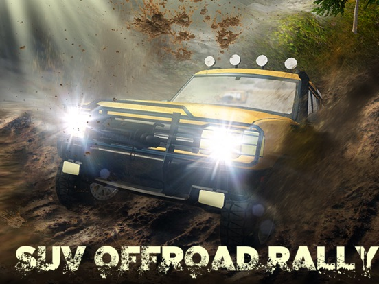 SUV Offroad Rally screenshot 5