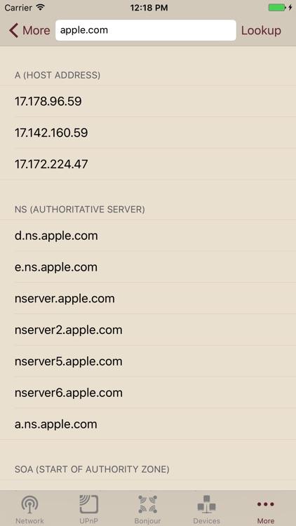 NetTools Pro - Network Analyzer screenshot-3