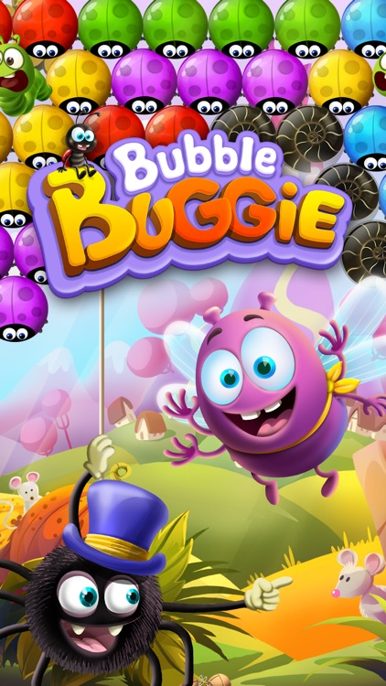 Bubble Buggie screenshot-0