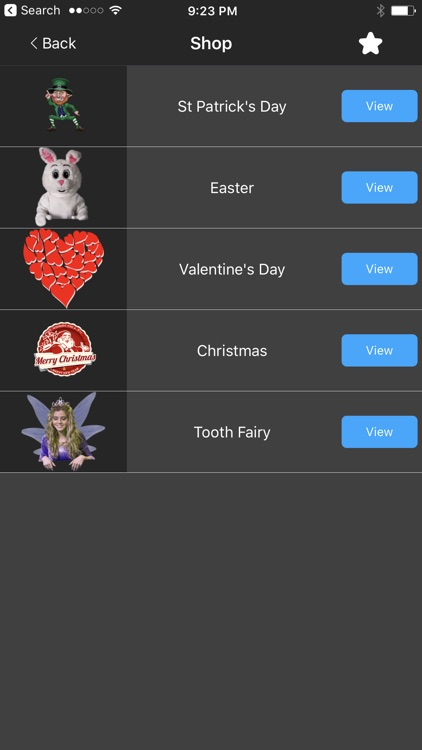 CATCHY Photos-Easter Bunny, Tooth Fairy and more.. screenshot-3