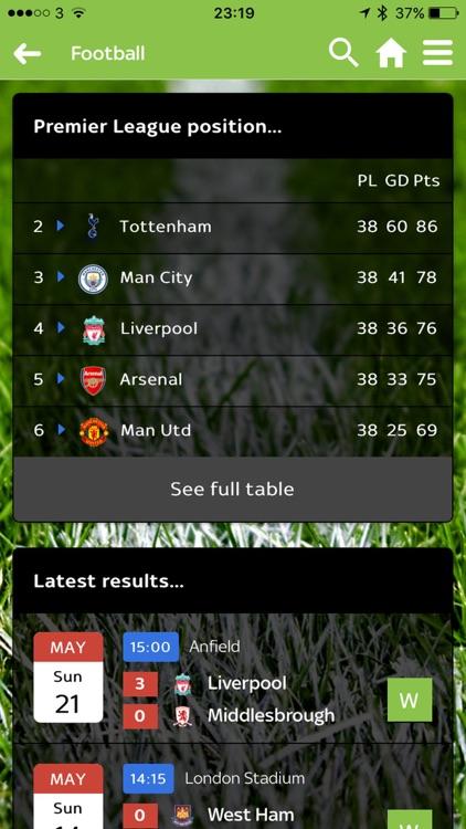 My Sports Diary screenshot-3
