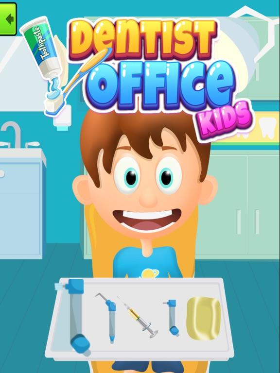 Dentist Office Kids для iPad