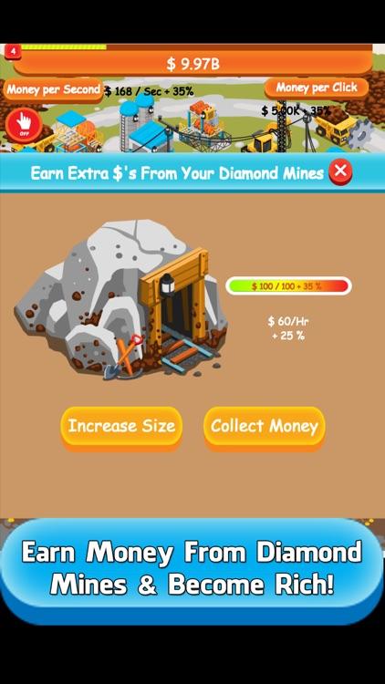 Diamond Miner Tycoon