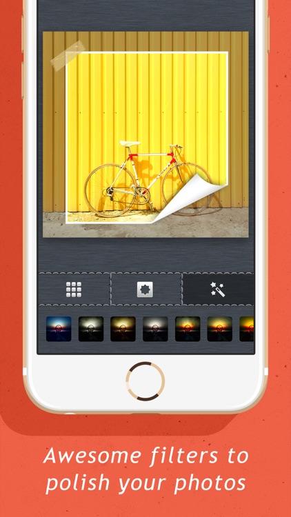 Creative Frames - InstaFrame Photo Editor for Ins screenshot-3