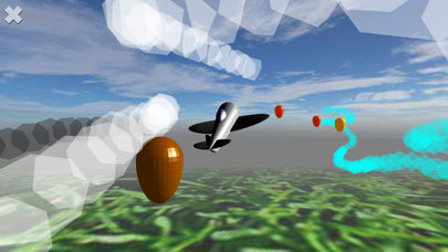 Little Airplane 3D for kids: learn numbers, colors screenshot two