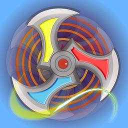 fidget spinner : fruit