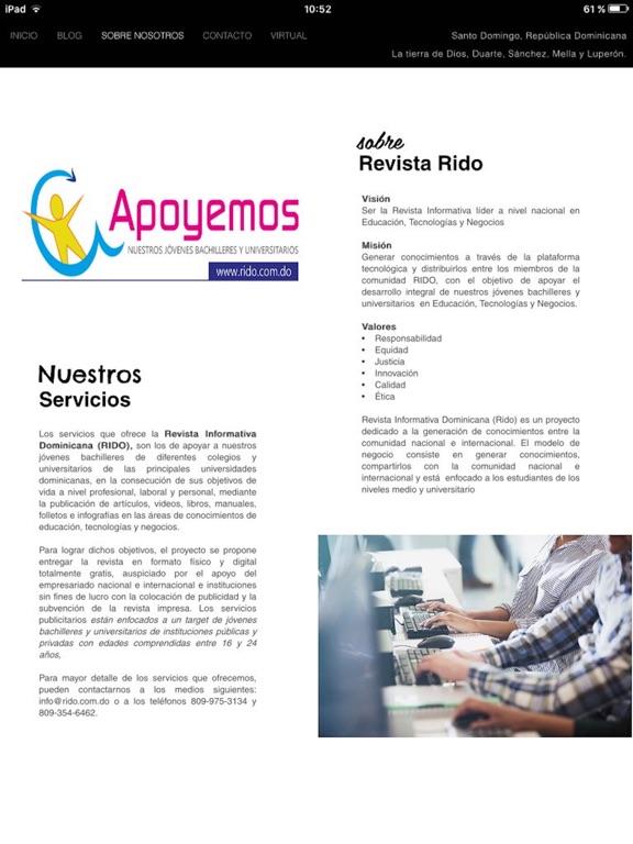 RevistaRido screenshot 8
