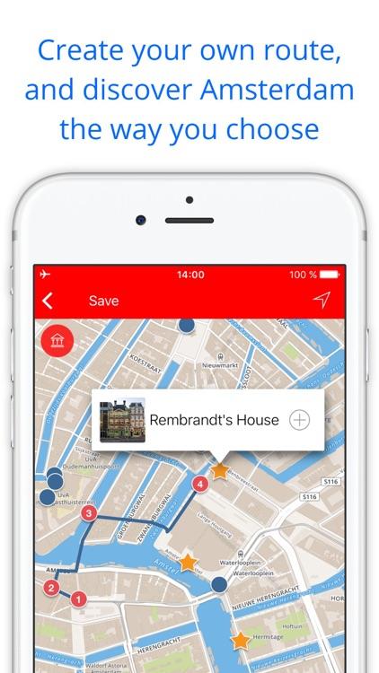 My Amsterdam - audio-guide & map ( Netherlands ) screenshot-3