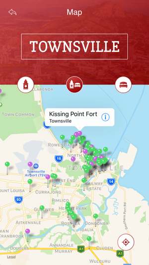 Townsville Tourist Guide on the App Store