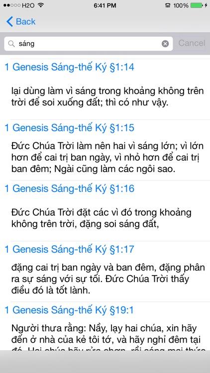 Kinh Thanh (Vietnamese Bible)