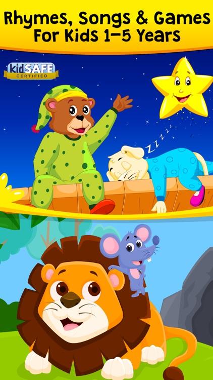 KidloLand Nursery Rhymes, Preschool Toddler Games app image