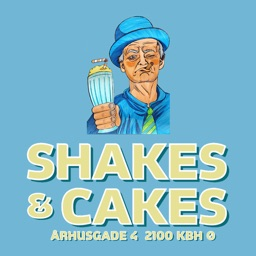 Shakes and Cakes Østerbro