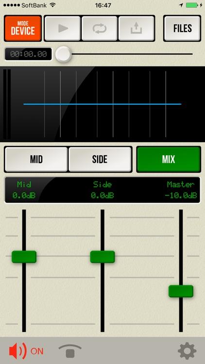 M/S Proc - Mid/Side Level & EQ screenshot-3