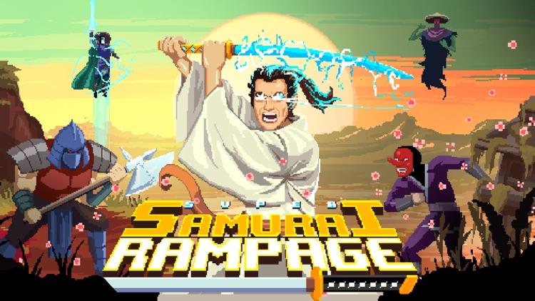 Super Samurai Rampage screenshot-0