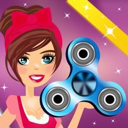 Spinner Star - Surprise Fidget