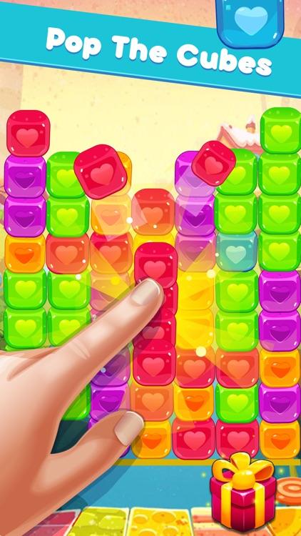 Toy Match Cubes Puzzles !