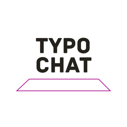 TypoChat -Minimal Animated Typography Chat Message