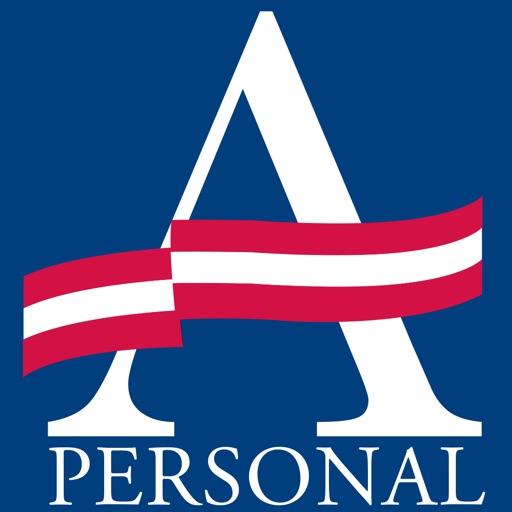 Ameris Bank Personal Mobile for iPad