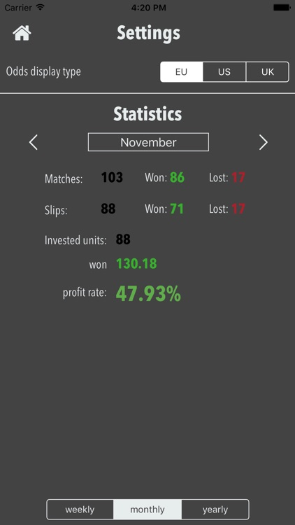 Bookmaker Betting Tips Advisor PREMIUM Version screenshot-3