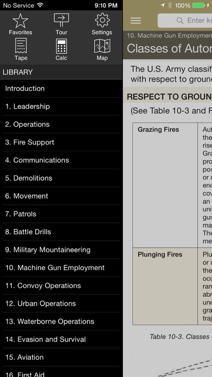 Army Ranger Handbook screenshot-4