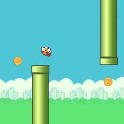 跳跃小鸟之单机休闲小游戏