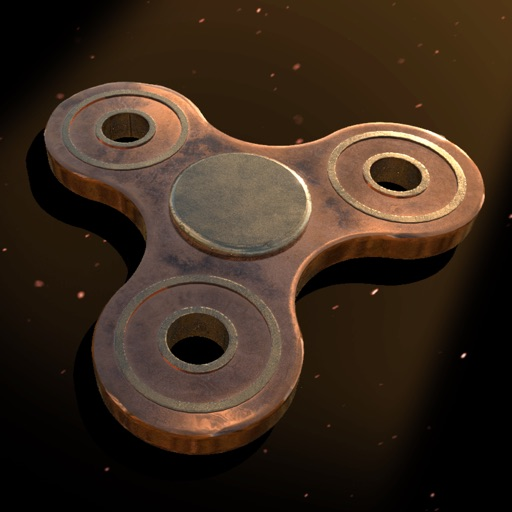 Fidget Spinner: Journey of Secrets - VR/AR Clicker