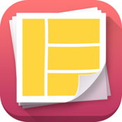 Pic-Frame Grid, Picture Collage Maker & Photo Editor Effects icon