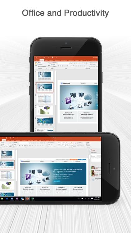 Splashtop Business – Remote Desktop and Support screenshot-4