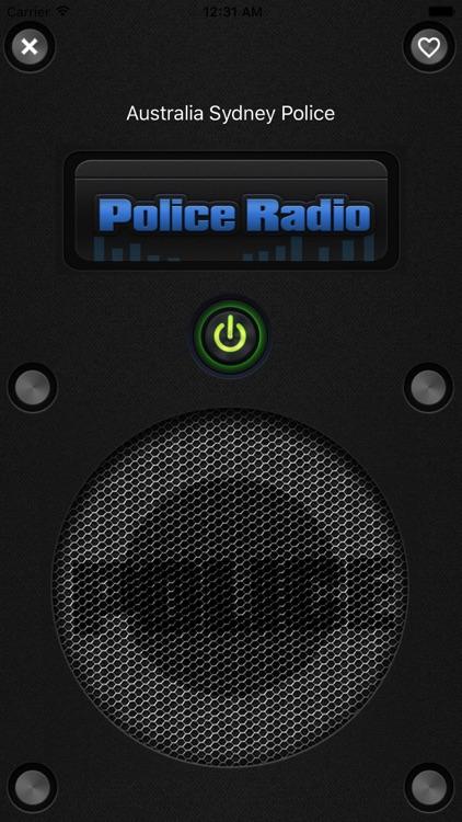 Top Police Scanner