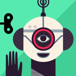 A Fábrica de Robôs por Tinybop