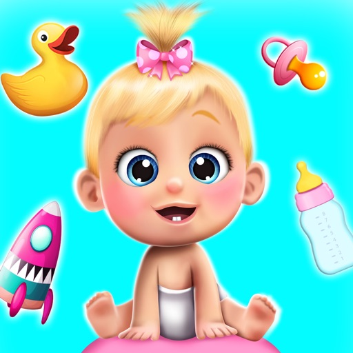 Sweet Baby Doll House Game