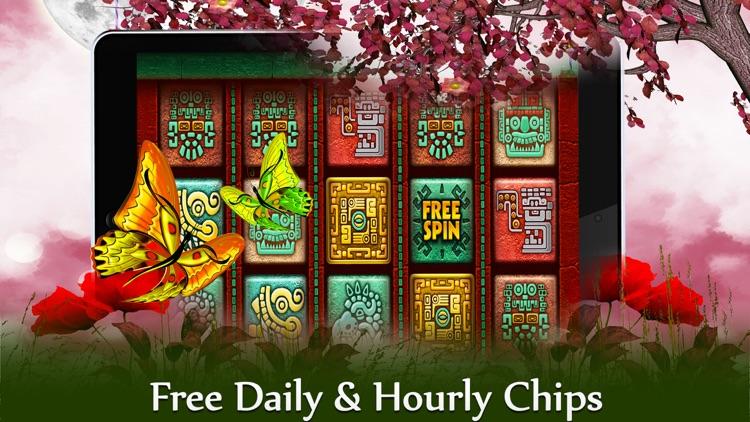 Slot Machine - Butterfly Mystics screenshot-3